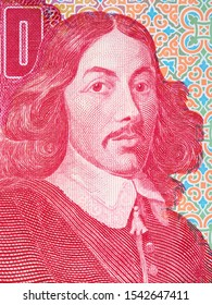 Jan van Riebeeck a portrait from South African Rand