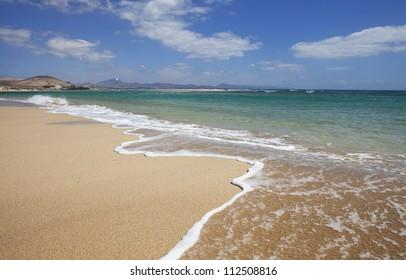 Jandia beach, Fuerteventura