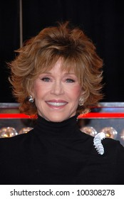 """Jane Fonda  at the """"Burlesque"""" Los Angeles Premiere, Chinese Theater, Hollywood, CA. 11-15-10"""