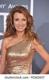 Jane Seymour at the 54th Annual Grammy Awards at the Staples Centre, Los Angeles. February 12, 2012  Los Angeles, CA Picture: Paul Smith / Featureflash