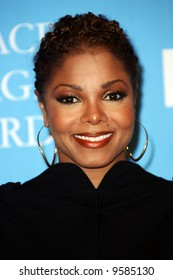 Janet Jackson at the 39th NAACP Image Awards  held at the SHrine Auditorium, Los Angeles