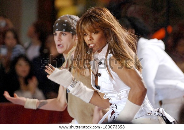 Janet Jackson on stage for NBC Today Show Concert with JANET JACKSON, Rockefeller Center, New York, NY, September 29, 2006