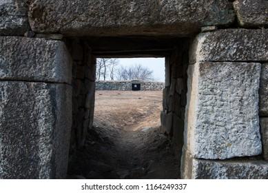 Janggot Fortification is a military defense facility during the Joseon Dynasty.
