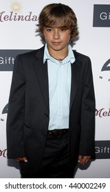 Jansen Panettiere at the Whaleman Foundation benefit held at the Beso, Hollywood, USA on August 10, 2008.