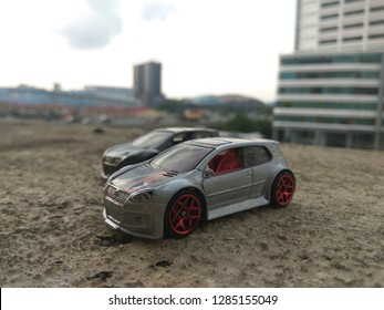 January 16, 2019, a hotwheels car being captured by hobbyist in Malaysia