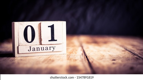 January 1st, 1 January, First of January, calendar month - date or anniversary or birthday