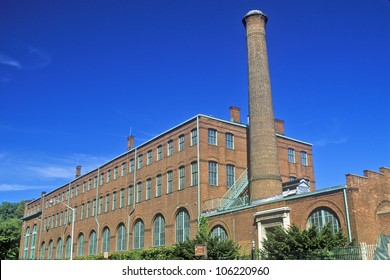 JANUARY 2005 - Thomas Edison Labs at the Edison National Historic Site in West Orange, NJ