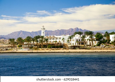 January, 2017. Egypt. Sharm El-Sheikh. Red Sea