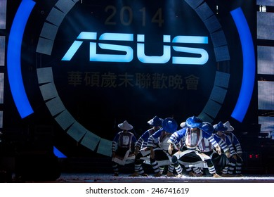 January 24 2015, Taipei Taiwan - ASUS year end party.