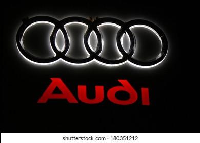 Audi Symbol Images Stock Photos Vectors Shutterstock - Audi symbol