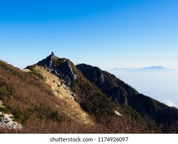 japan alps mt.jizo