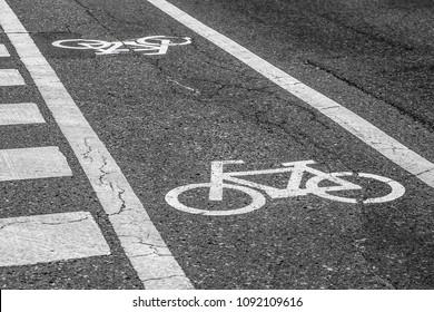 Japan Bike lane