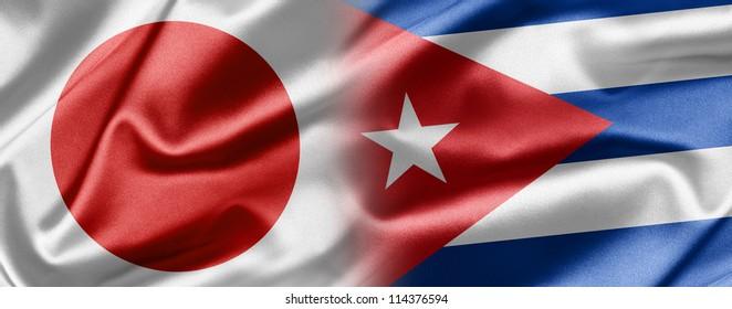 Japan and Cuba