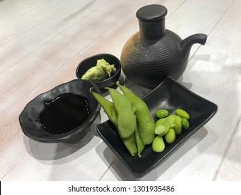 japan edamame soybeans