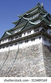 JAPAN JAPANESE STYLE CASTLE NAGOYA