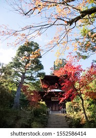Japan Kyoto old town Jojakkoji temple