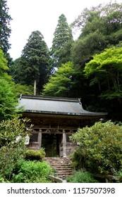 """Japan Kyoto """"Shimyoin"""" The mountain gate"""