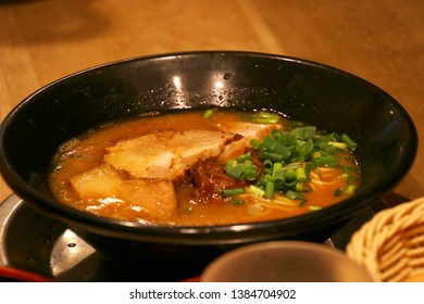 japan lamen noodle delicious cooked
