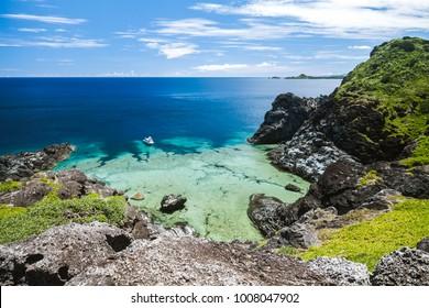 japan okinawa ishigaki island cape