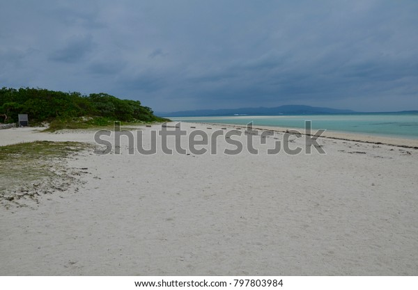 Japan Okinawa Ishigaki islands Taketomi island