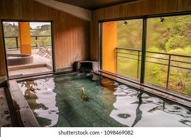 Japan onsen room, Nikko
