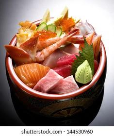 japan sashimi set