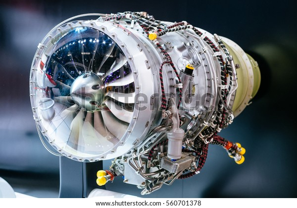 Japan Small Propellerdriven Aircraft Engine Model Stock