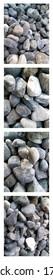 Japan Spa Zen Stone image concept