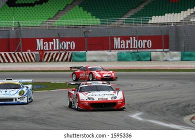 Japan Super GT 2006 Race Car
