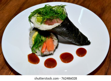 Japan Sushi Rolls