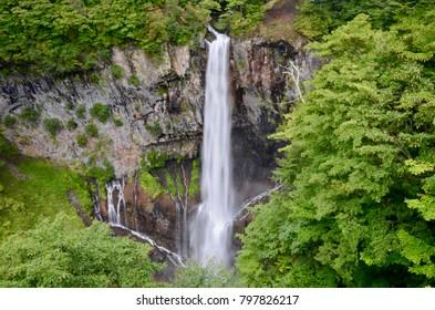 Japan Tohoku Tochigi Nikko Kegon Falls taki