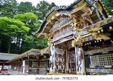 Japan Tohoku Tochigi Nikko Nikko Tosho gu world heritage
