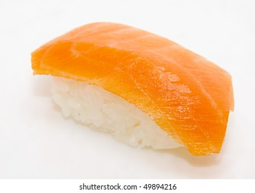 Japan Traditional Food Sushi Isolated Stock Photo Edit Now