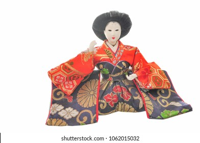 Japan Traditional Media Dolls