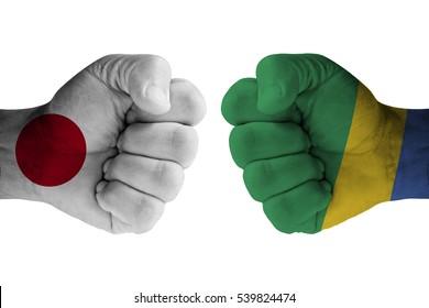 JAPAN vs GABON