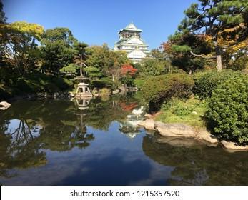 Japan White Heron Castle