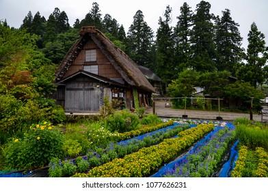 Japan World Heritage Gifu Shirakawa-go