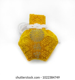 """Japanese Amulet Called """"Omamori"""" for Luck"""