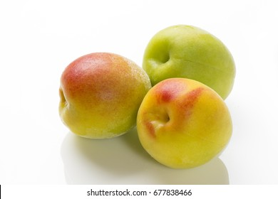 Japanese apricots