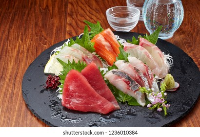 Japanese Assorted Sashimi