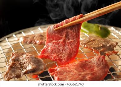 Japanese barbecue YAKINIKU