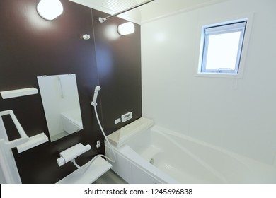 Japanese Bathroom Design Stock Photos Images Photography Shutterstock