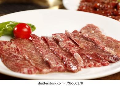Japanese BBQ Meet