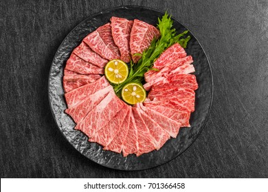 Japanese beef for the finest grilled meat