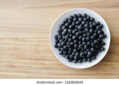 Japanese black soybean.
