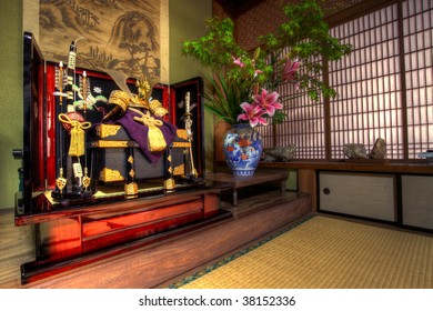 Japanese boys festival