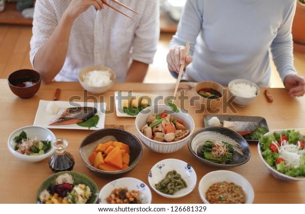 Japanese breakfast ,