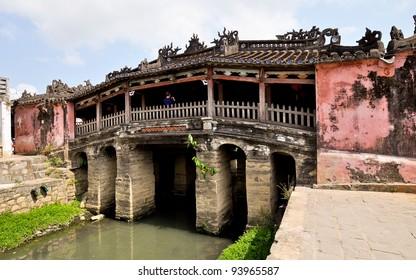 Japanese Bridge - Hoi An, Vietnam
