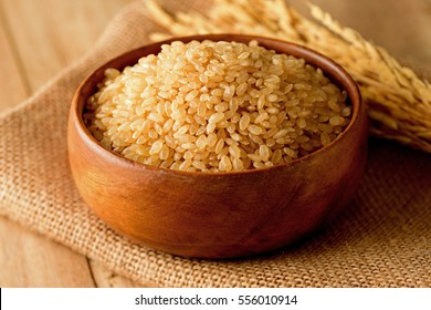 Japanese brown rice