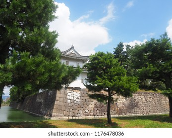 Japanese Castle in Kyoto